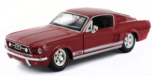31260 2019 CAR ON MIRROR BASE – RED