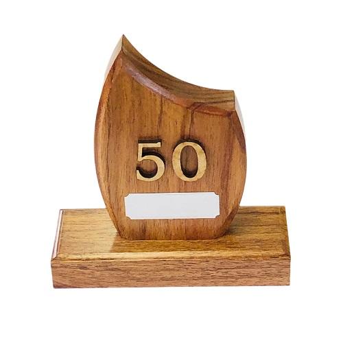 50th Birthday Trophy