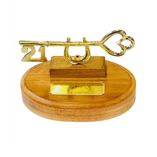 Twenty First Key