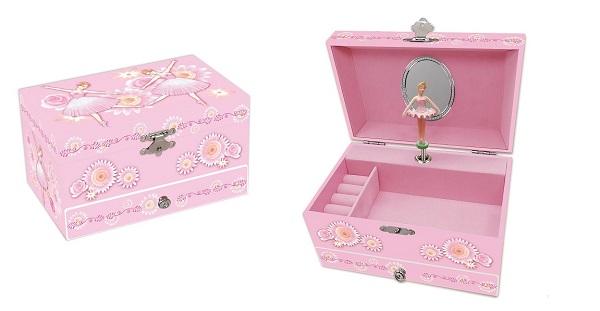 JB809 – Ballerina Jewellery Box