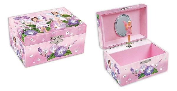 JB835 – Ballerina Jewellery Box