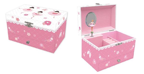 JB836 – Ballerina Jewellery Box