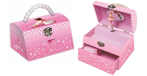 JB847 – Ballerina Jewellery Box