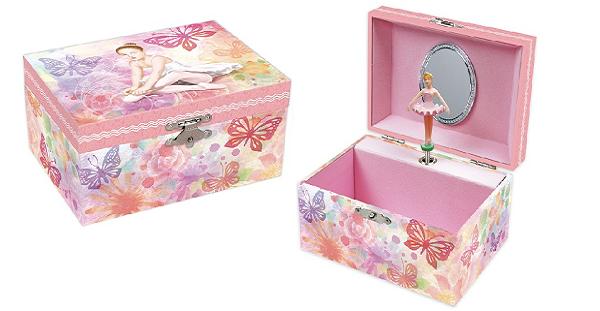 JB850 – Ballerina Jewellery Box