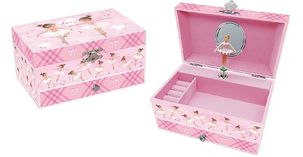 JB852 – Ballerina Jewellery Box