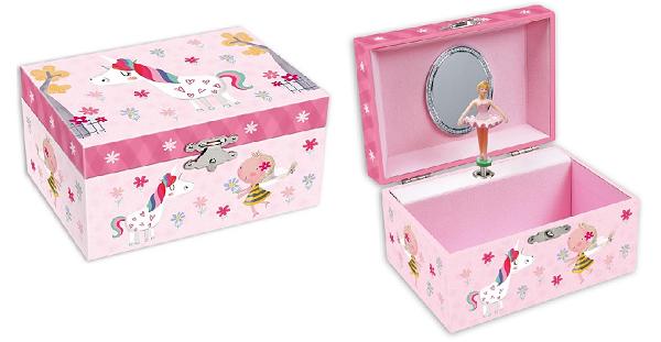 JB854 – Ballerina Jewellery Box