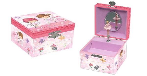 JB855 – Ballerina Jewellery Box