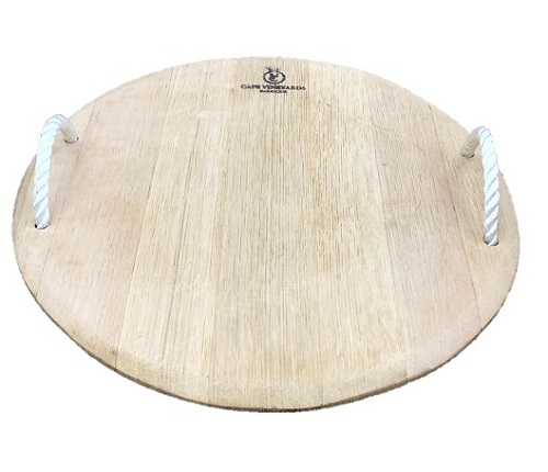 FB01 Full Barrel top upcycled French oak