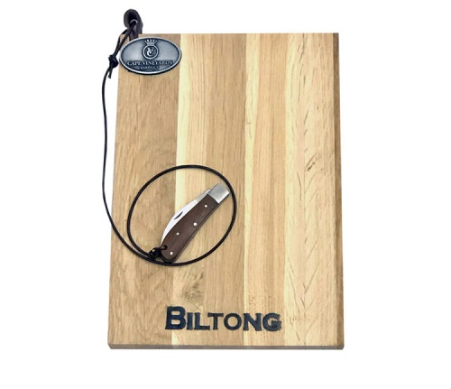 VB124 Biltong Board